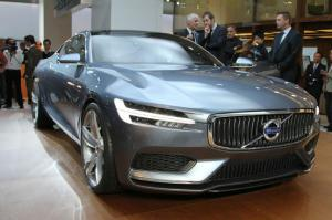 Volvo Concept Coupe First Look - Motor Trend