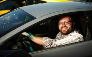 Rutledge Wood, Top Gear U.S. Host Celebrity Drive - Motor Trend