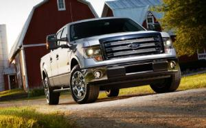2013 Ford F-150 Gets MyFord Touch, Interior, Exterior Updates