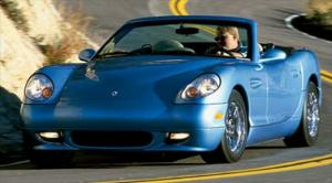 2003 Panoz Esperante Roadster Engine, Chassis, Dimensions, Price & Performance - Road Test Review - Motor Trend