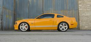 2008 Shelby GT C Mustang - First Drive - Motor Trend