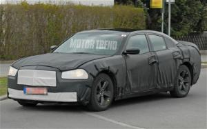2012 Dodge Charger - Next-Gen Dodge Charger Spied in Europe - Motor Trend