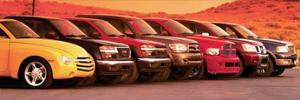 2004 Truck of the Year Vehicle Specifications - Motor Trend
