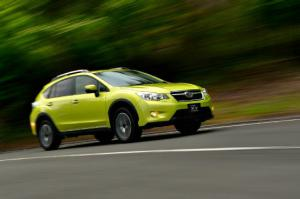 2015 Subaru XV Crosstrek Receives Updated Infotainment Options - WOT