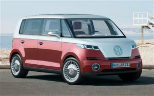 The Bus is Back: Volkswagen Bulli Reinvented in New EV Concept