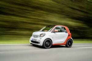 2016 Smart Fortwo First Look - Motor Trend