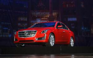 2014 Cadillac CTS First Look - Motor Trend