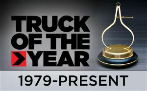 Dodge Ram Pickup - Truck of the Year Winners: 1979-Present