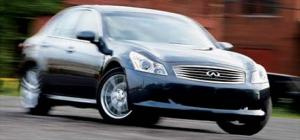 2007 Infiniti G35 - First Test & Review - Motor Trend