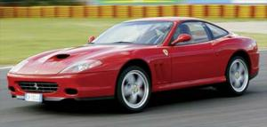 2005 Ferrari 575M GTC Handling package - Engine, Price & Performance - First Drive & Road Test Review - Motor Trend
