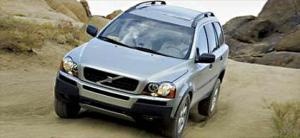 2004 Volvo XC90 Interior, Price & Accessories - Road Tests - Motor Trend