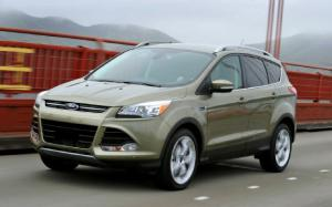 2013 Ford Escape EcoBoost First Drive - Motor Trend