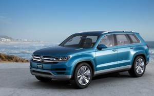 VW Planning Four New Crossovers - Motor Trend