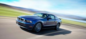2010 Ford Mustang - Handling, Weight, and Fuel Economy - First Look - Motor Trend