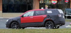 Dodge Crossover - Spied Vehicles - Motor Trend
