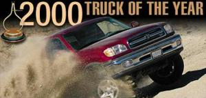 2000 Toyota Tundra Interior Features & Exterior Design Review - 2000 Truck of the Year - Motor Trend