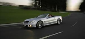 2009 Mercedes-Benz SL63 AMG - First Look - Motor Trend