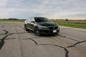 Hennessey's Ford Taurus SHO Is Fast