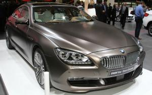 2013 BMW 6 Series Gran Coupe - First Look - Motor Trend