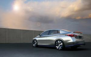 Infiniti LE, from Concept to EV - Motor Trend