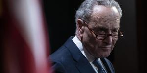 Schumer Says He Believes Congress Has a Deal on Small-Business Aid