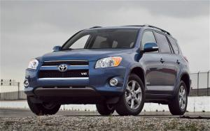 2011 Toyota RAV4 Limited V-6 First Test - Motor Trend