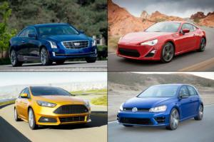 Cadillac ATS - 10 Fabulous-Feeling Manual Cars to Buy in 2015