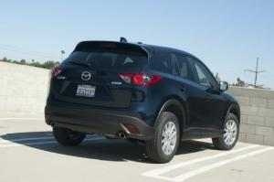 2015 Mazda CX-5 Touring FWD Long-Term Arrival