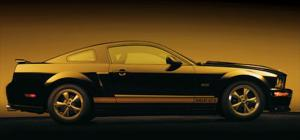 2006 Ford Mustang Shelby GT-H - Car Review - Motor Trend
