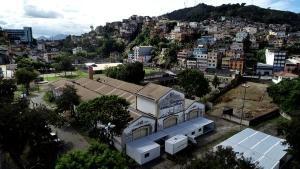 Palco de importantes eventos políticos e culturais em Vitória entre as décadas de 1980 e 2000, centro cultural deve ser devolvido à União para armazenamento de café