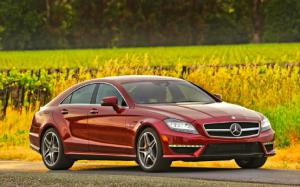 2012 Mercedes-Benz CLS63 AMG First Test - Motor Trend