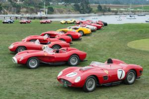 Our Highlights of the 2014 Pebble Beach Concours d'Elegance