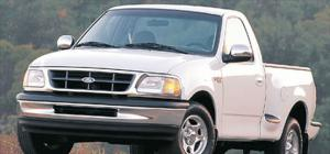 1997 Ford F-150 - Road Test - American Cars - Test - Motor Trend Magazine
