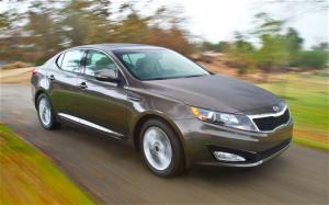 2011 Kia Optima First Test - Motor Trend