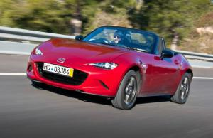 2016 Mazda MX-5 Miata Japan-Spec First Drive - Motor Trend