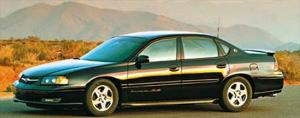 2004 Chevrolet Impala SS & Monte Carlo SS - Road Test - Motor Trend