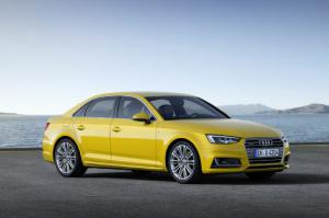 2017 Audi A4 First Look - Motor Trend