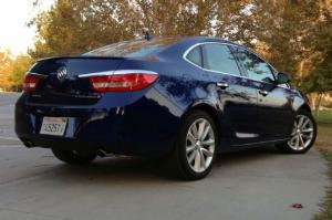 2013 Buick Verano Turbo Update: A Regal Issue - Motor Trend