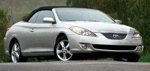 2004 Toyota Solara Convertible SLE V6 - Road Test Review - Motor Trend