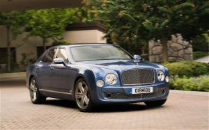 2011 Bentley Mulsanne First Test - Motor Trend