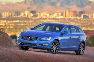 2015 Volvo V60 T5 Drive-E First Drive - Motor Trend