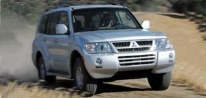 2003 Mitsubishi Montero Limited Engine, Torque, Fuel Economy & Price - Road Tests - Motor Trend