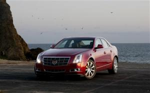 2008 Cadillac CTS Long term test verdict - A year with the Caddy CTS - Motor Trend
