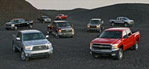 2008 Motor Trend Truck of the Year: Testing and Finalists - Sierra - Of The Year - Motor Trend