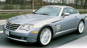 Motor Trend: First Drive: 2004 Chrysler Crossfire