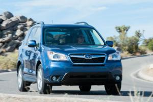 2014 Subaru Forester 2.5i Touring Long-Term Update 2 - Motor Trend