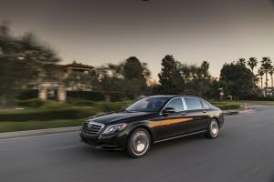 2016 Mercedes-Maybach S600 First Drive - Motor Trend