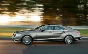 2012 Mercedes-Benz CLS63 AMG Photo Gallery - Motor Trend