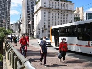 De acordo com nota divulgada pela MetSul, a cidade de São Paulo enfrentará calor como poucas vezes ou talvez nunca testemunhou