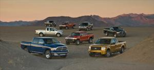 2009 Motor Trend Truck of the Year - Testing and Finalists - Motor Trend